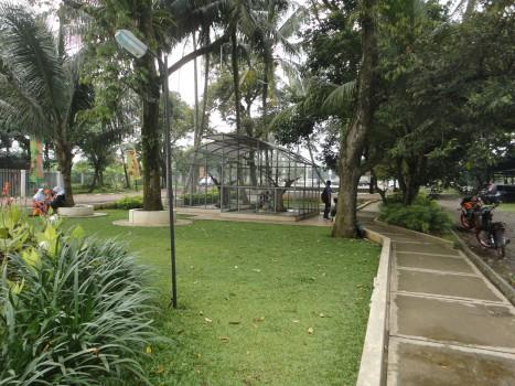 Rumah Hewan Taman Parahyangan di Bogor