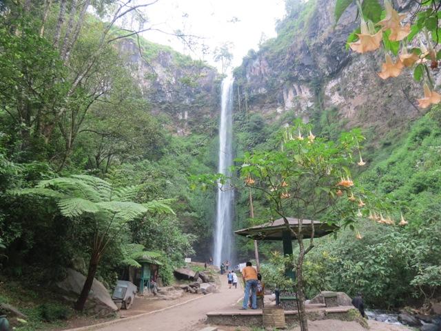 wisata air terjun Malang