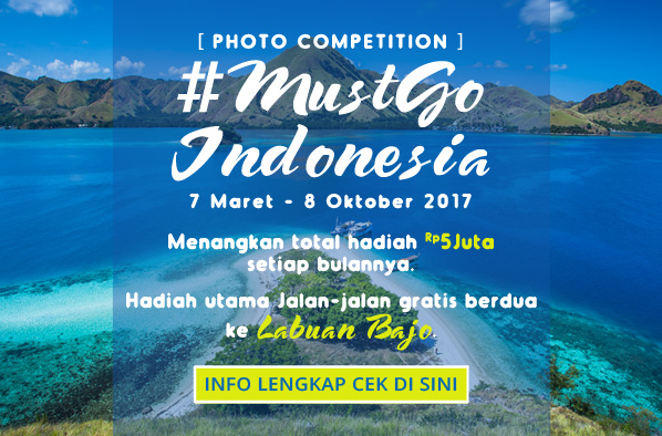 Must Go Indonesia