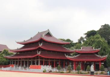 Sejarah Sam Po Kong